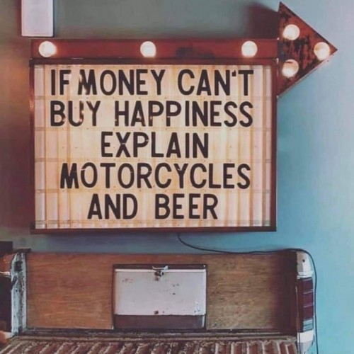 1Motorcycles and beer